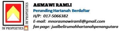 PERUNDING HARTANAH PENANG DAN UTARA_ASMAWIRAMLI