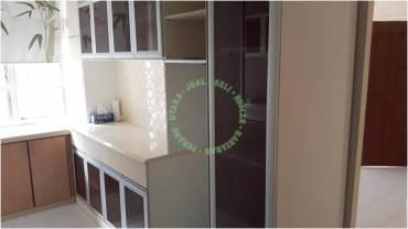 Apartment Mutiara Perdana Bayan Lepas - sudut tepi dapur
