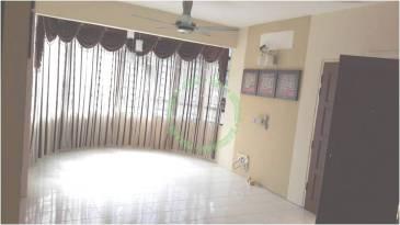 Ruang Tamu Apartment Mutiara Perdana Bayan Lepas