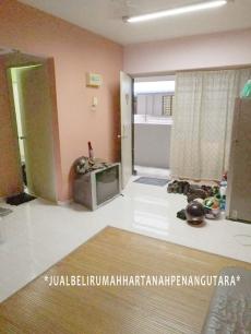 Flat Taman Sri Bayu Bayan Lepas_ruang tamu