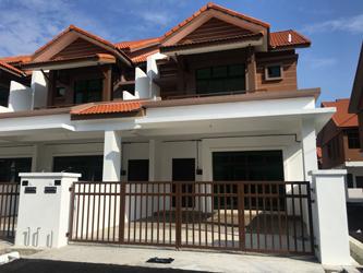Rumah Teres Dua Tingkat Baru Untuk Dijual Di Darulaman Perdana Sungai Petani Senarai Rumah Dan Hartanah Terkini Untuk Dijual