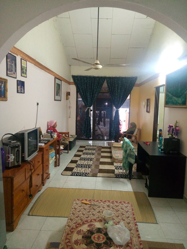 Rumah Teres Satu Tingat Taman Seri Tanjong Alor Setar Untuk Dijual - Dalam Rumah