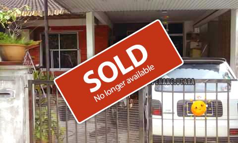 rumah teres taman sejahtera bukit mertajam untuk dijual_sold out