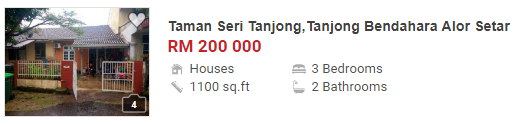 http://www.mudah.my/Taman+Seri+Tanjong+Tanjong+Bendahara+Alor+Setar-58873912.htm
