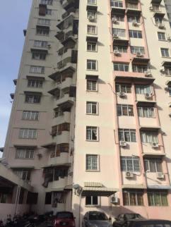 Apartment Jalan Merbah Bayan Lepas Untuk Dijual - Luar