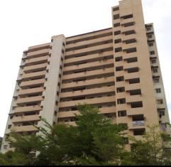 Apartment Sunway Ceria Bukit Gambir Penang Untuk Dijual - luar