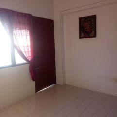 flat desa wangsa bayan lepas penang untuk dijual_pintu masuk utama