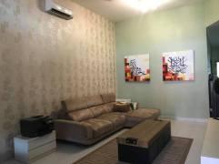 rumah teres 1 tingkat kos sederhana untuk dijual di bertam perdana kepala batas_ruang tamu